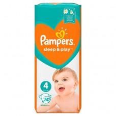 Pampers Sleep & Play V4 jednorázové pleny