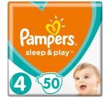 Pampers Sleep&Play plenky 4 (9 - 14 kg)
