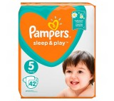 Pampers Sleep&Play V5, 11–16 kg