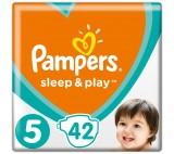 Pampers Sleep&Play plenky 5 (11 – 16 kg)