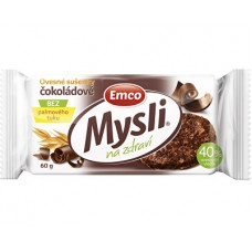 Mysli Ovesné sušenky čokoládové 60g