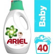 Ariel gel Baby, 40 praní