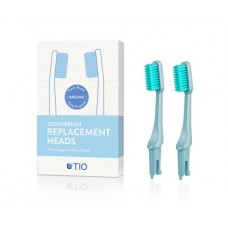 Náhradní hlavice k zubnímu kartáčku (ultra soft) 2 ks - ledovcově modrá