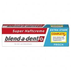 Blend-a-dent Complete Fresh fixační krém na zubní náhradu