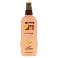 Astrid samoopalovací sprej na tvář a tělo