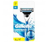 Gillette Mach3 Start strojek + 2 hlavice