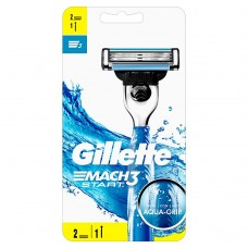 Gillette Mach3 Start strojek + 2 hlavice