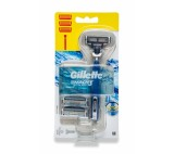 Gillette Mach3 Start strojek + 3 hlavice