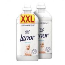 Lenor aviváž Sensitive XXL, 2 x 45 praní