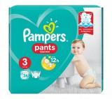 Pampers  Carry Pack S3 kalhotkové plenky