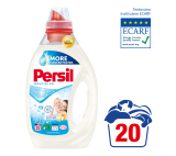 Persil gel Sensitive, 20 praní