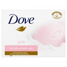 Dove Pink krémové tuhé mýdlo