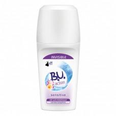 B.U. In Action Sensitive kuličkový antiperspirant