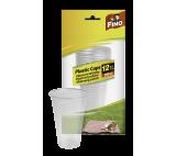 Fino plastové kelímky 200 ml