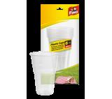 Fino plastové kelímky 400 ml