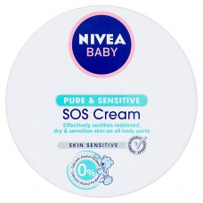 Nivea Baby Pure & Sensitive SOS krém
