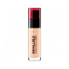 L´oreal Paris Infaillible 24hodinový make-up,  30 ml