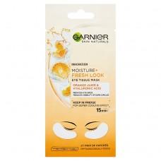 Garnier povzbuzující oční maska se šťávou z pomeranče a kyselinou hyaluronovou