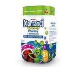 Marťánci Gummy vitamíny s echinaceou příchuť jahoda a třešeň 50 ks