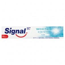 Signal White System Pure zubní pasta