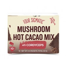 Kakao s cordycepsem a zázvorem 10 sáčků