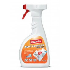 Dezinfex čistič koupelny universal sprej