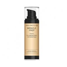 Rozjasňující podkladová báze pod make-up Miracle Prep (Primer Illuminating and Hydrating) 30 ml