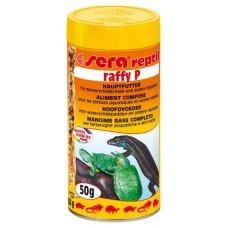 Sera krmivo pro vodní želvy Raffy P 250ml