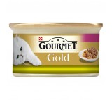 Gourmet Konz.Gourmet Gold kralik+jatra 85g