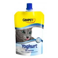 Gimpet akce jogurt pro kočky 150g