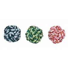 Gimborn míček z provazu - hračka pro psy 7,5cm