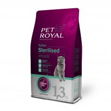 Pet Royal  Feline Sterilised 1,3kg