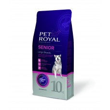 Pet Royal Senior Large Breeds pro starší psy velkých plemen 10kg