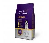 Pet Royal  Junior All Breeds pro štěňata všech plemen 2,7kg