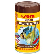Sera základní krmivo pro okrasné ryby Vipan 100ml