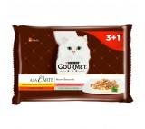 Kap.Gourmet A la Carte Multipack I. 4*85g 3+1 zdarma