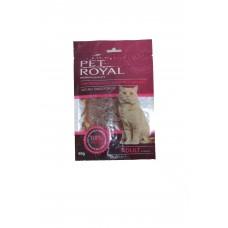 Pet Royal Cat kuřecí a kachní prsa krájená 60g