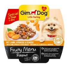 Gimdog Fruity menu Ragout jehněčí s meruňkami a zeleninou 100 g