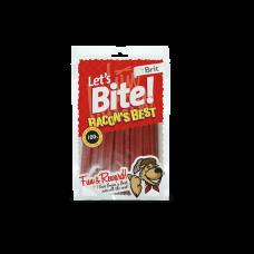 Brit Lets Bite Bacon's Best 105g