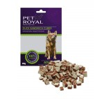 Pet Royal Dog Mini kachni sandwich kostky 60g