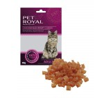 Pet Royal Cat kostky kure a kreveta 60g