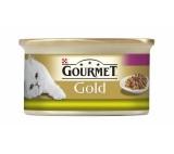Gourmet Konz.Gourmet Gold kure+srdce+jatra 85g