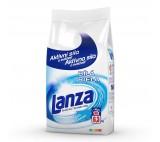 Lanza Fresh & Clean Bílá prací prášek na bílé prádlo, 90 praní