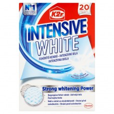 K2r Intensive White prací ubrousky