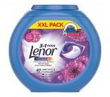 Lenor Amethyst & Floral Bouquet gelové kapsle, 47 praní