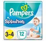 Pampers Splashers plenky do vody  3-4 (6 - 11 kg)