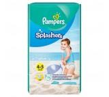 Pampers Splashers kalhotkové plenky do vody vel. 4-5