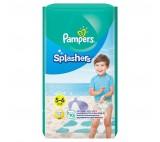 Pampers Splashers plenkové kalhotky do vody vel. 5-6