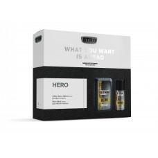 STR8HERO dárková sada voda po holení + deodorant