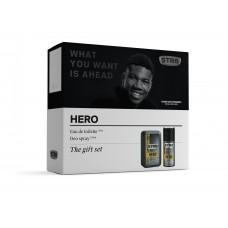 STR8 HERO EDT + deodorant